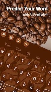 Coffee Bean Keyboard Theme 2