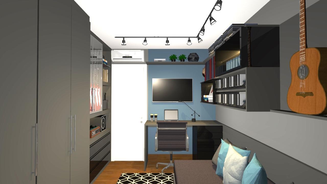 Uma imagem contendo interior, chão, parede, sala  Descrição gerada automaticamente