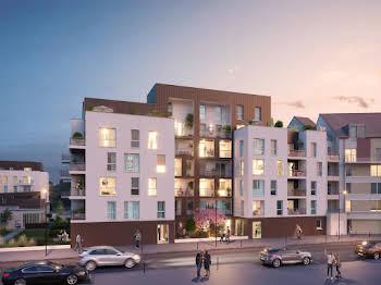 Appartement 4 pièces 76,85 m2