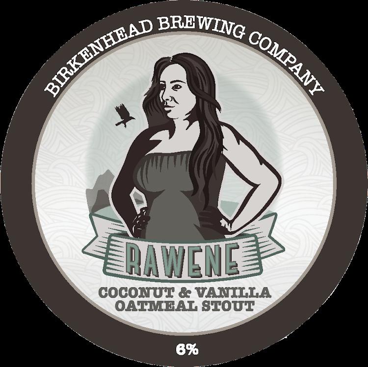 Logo of Birkenhead Rawene Coconut Vanilla Stout