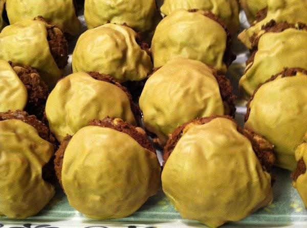Mocha Cappuccino Cookies Recipe