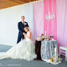 Wedding photographer Marina Shtin (mops). Photo of 09.06.2016