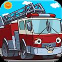 Fire Trucks Games For Kids