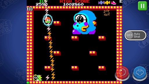 BUBBLE BOBBLE classic 1.1.3 screenshots 8