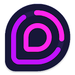 Linebit Purple - Icon Pack 1.0.6 (Patched)