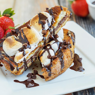 S'mores French Toast.