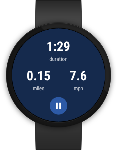 Screenshots of Google Fit - Fitness Tracking for Android
