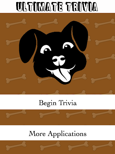 Ultimate Trivia - Dog's