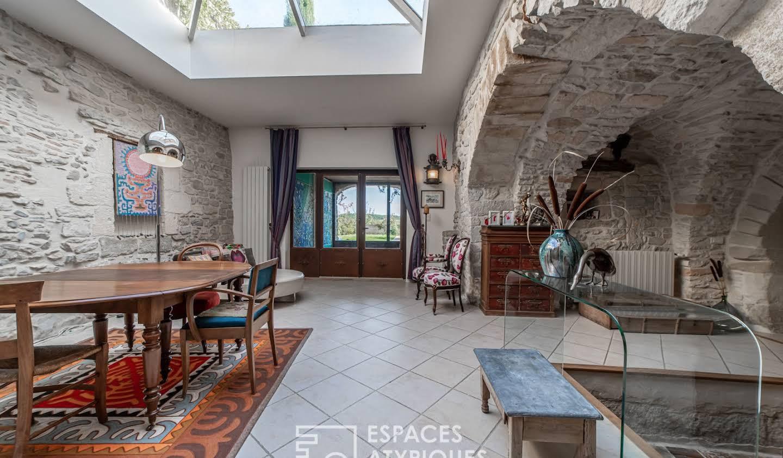 Maison avec piscine et terrasse Calvisson