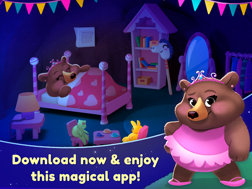 Screenshot for Nighty Night Forest in Hong Kong Play Store