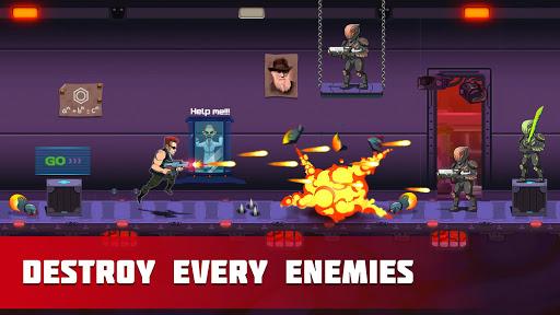 Metal Strike War: Gun Solider Shooting Games image 0