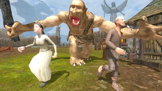 Mighty Troll Simulator - náhled