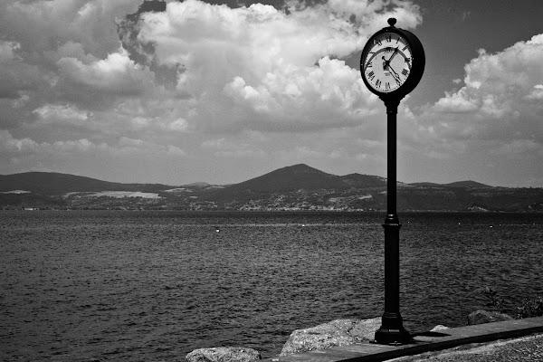 il tempo della Natura non si misura con l'orologio di l'ArTeMiSia