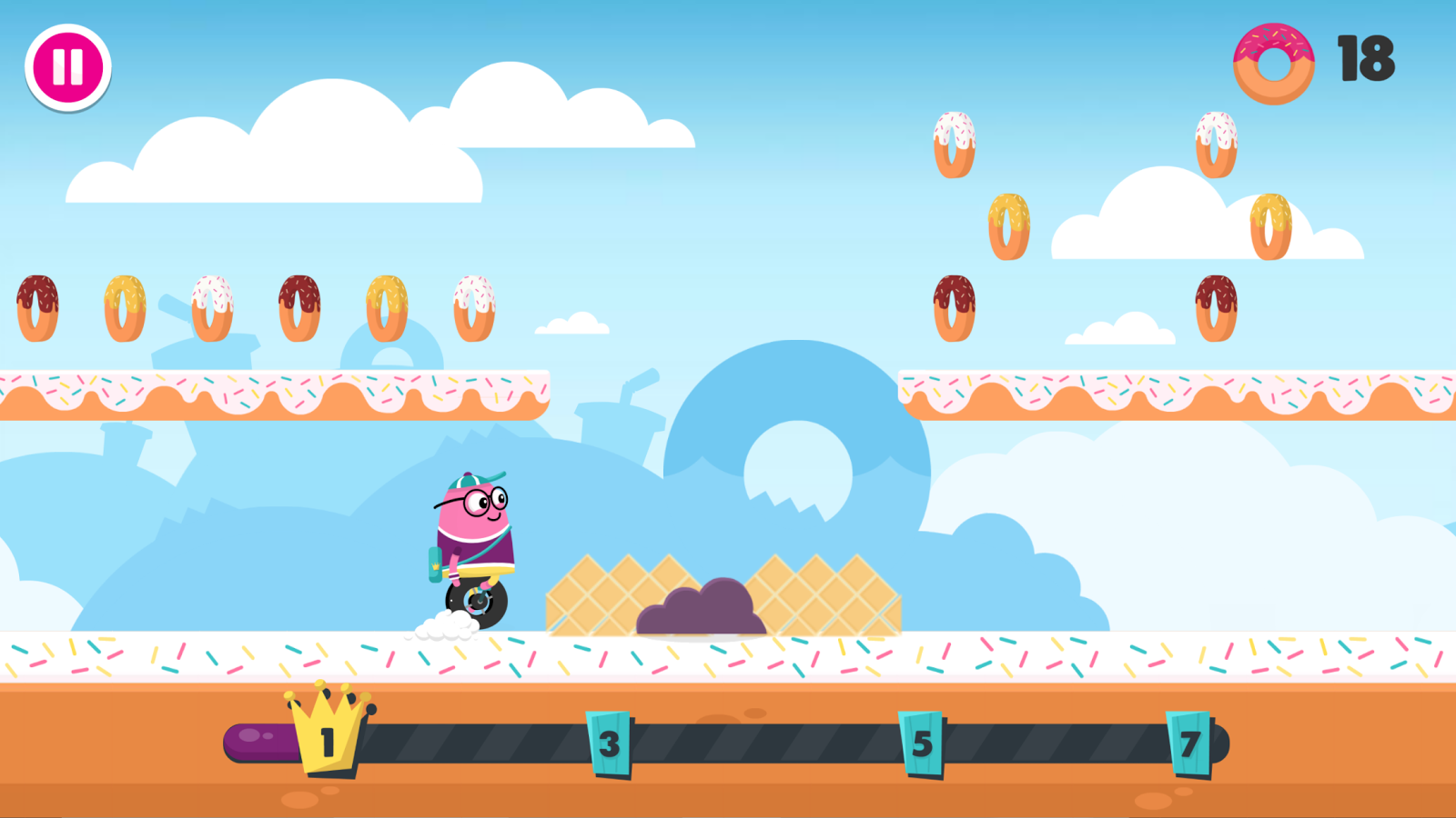 Donut Rush- screenshot