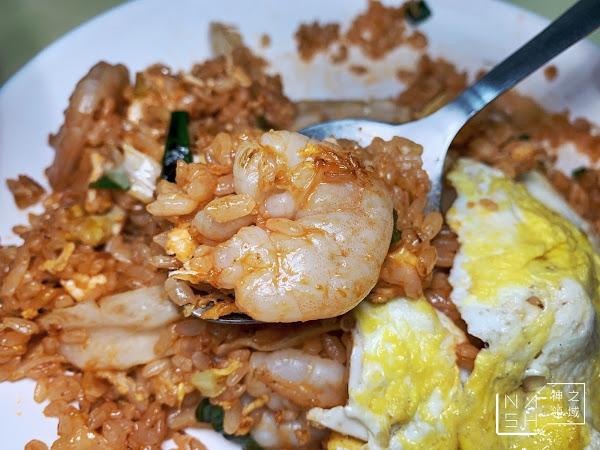 光華商場美食推薦 喬喜蛋炒飯專賣店 炒飯好吃且種類超多(價錢菜單)