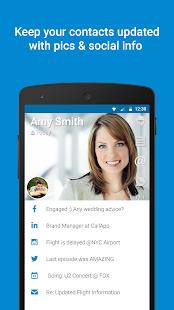 CallApp - Caller ID & Block- screenshot thumbnail