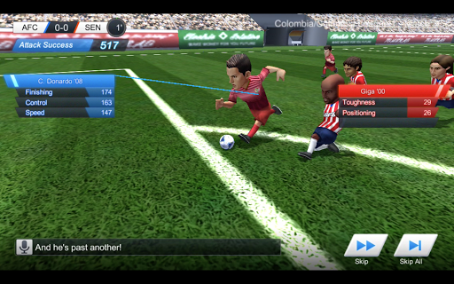 BFB Champions 2.0 ~Football Club Manager~ android2mod screenshots 6