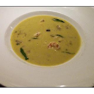 Sopa De Calabaza.