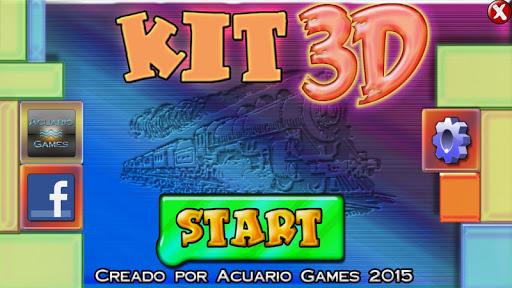 Kit 3D