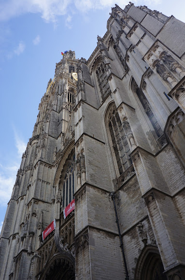 Cathedral of the Lady in Antwerpen, Belgium (2014)