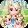 Princess Elsa Twins Care