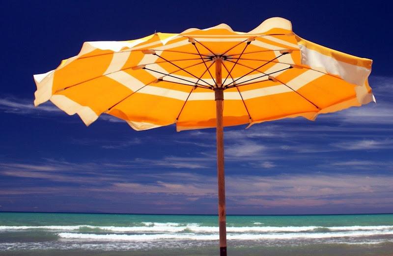 L'ombrellone di paolo-spagg