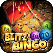 Blitz Bingo - World Treasures