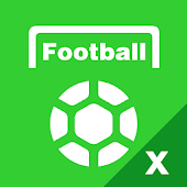 All Football X-  live score, games