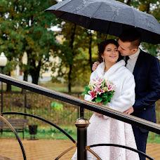 Wedding photographer Aleksey Davydov (dave). Photo of 22.10.2017