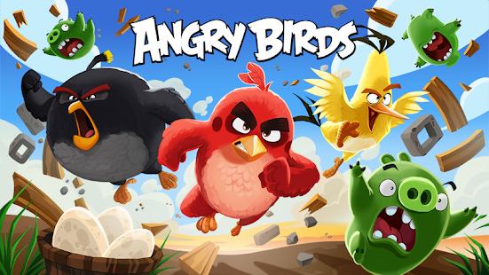Angry Birds Screenshot 1
