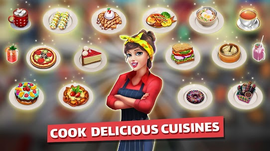 Food Truck Chef™ 🍕Cooking Games 🌮Delicious Diner 8