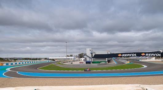 Marc Márquez, como no, logra el mejor tiempo hoy en los test de Jerez