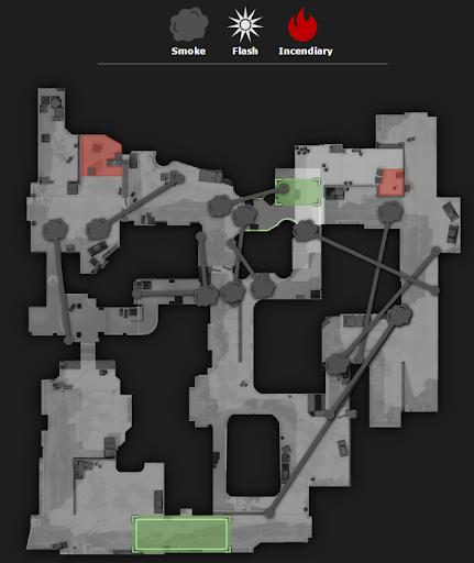 CS:GO Nade Spots