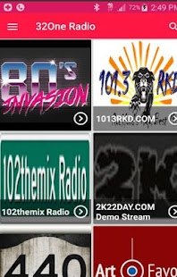 32ONE Radio- screenshot thumbnail