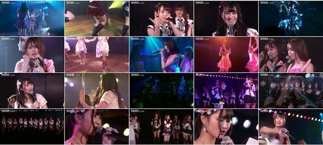 190203 (1080p) AKB48 込山チームK 「RESET」公演 野澤玲奈 卒業公演 DMM HD