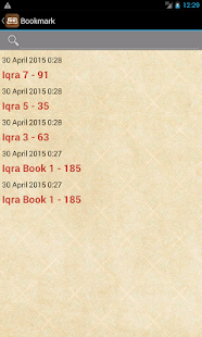 Learn Iqra- screenshot thumbnail