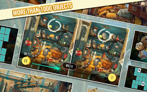Jewel Quest Hidden Object Game - Treasure Hunt 1.0 screenshots 3