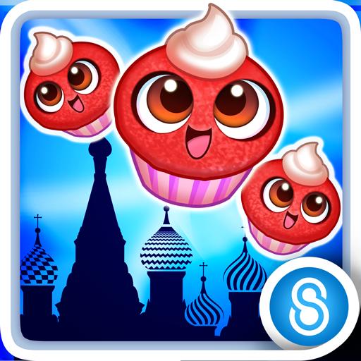 Cupcake Mania: Moscow Icon