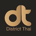 District Thai DC icon