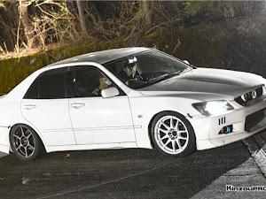 アルテッツァ RS200Zedのカスタム事例画像 あーるさんの2020年08月02日11:51の投稿