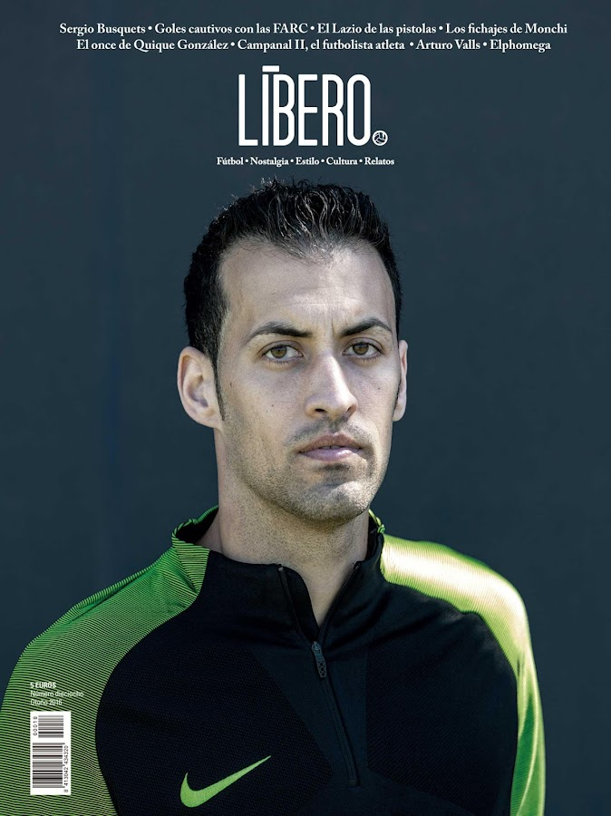Revista Líbero- screenshot