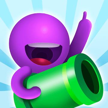 Bump Go—fun parkour & shooting game