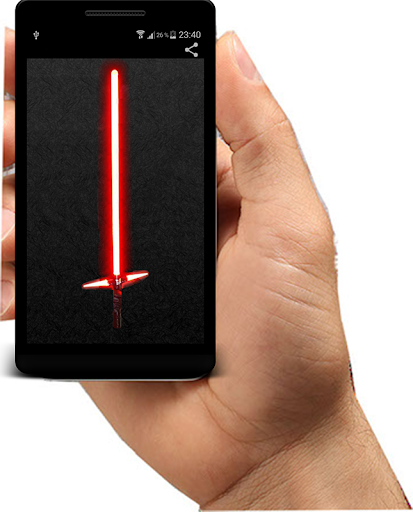 Lightsaber Crossguard App NEW