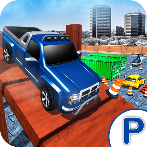 Ultimate Car Parking Game : Speed Parking