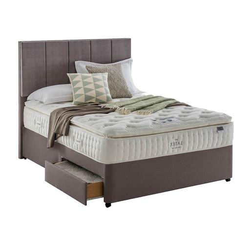 Silentnight Orion Latex 1000 Divan Bed
