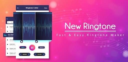 Tải Ringtone 2018 MP3 Cutter Maker cho máy tính PC Windows phiên bản