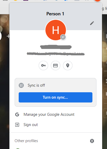 how to find a saved password in Chrome