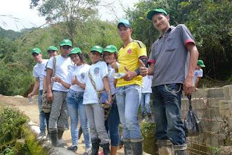 Photo: Centinelas en la obra - Palmor