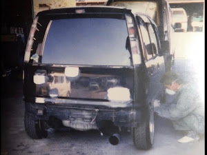 ムーヴ L602S 8年式SR-XXのカスタム事例画像 オンナ野郎(鈴木旧車倶楽部、NOB WORKS)さんの2020年12月09日21:55の投稿
