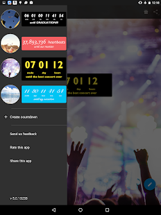 Countdown Widget- screenshot thumbnail